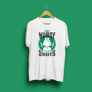 I'm A Nurse! I Call The Shots!