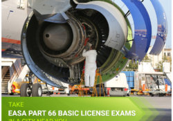 EASA B1.1 Part 66 EXAMINATIONS COURSE