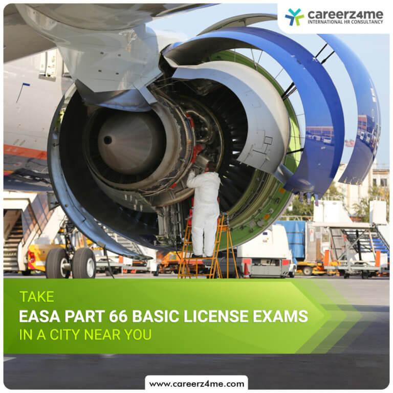 EASA B1.1 Part 66 EXAMINATIONS COURSE