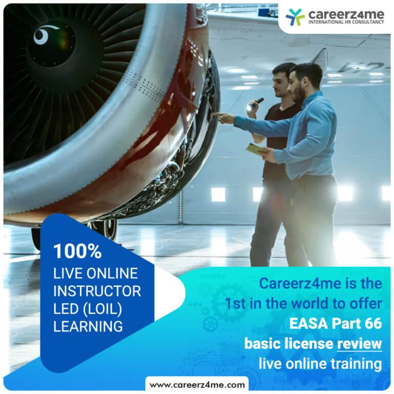 EASA B2 Part 66 Review COMPREHENSIVE COURSE