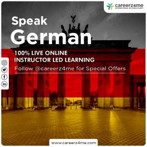 Speak German- Beginner Level