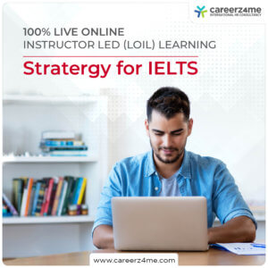 Strategy for IELTS (Arab Instructor)