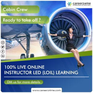 Cabin Crew General Aviation Course- Beginner to Advanced (Airbus 320 & Boeing 737 Type Training)